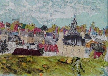 Itinérances à la rencontyre d'artistes en Centre-Bretagne