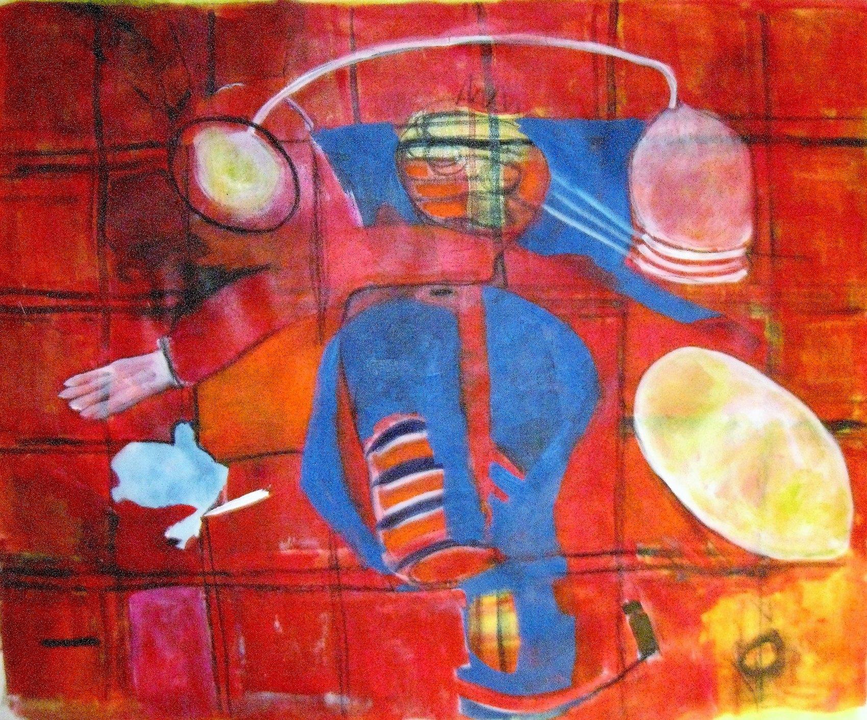 Les temps revisités. Exposition collective de peintures et de sculptures