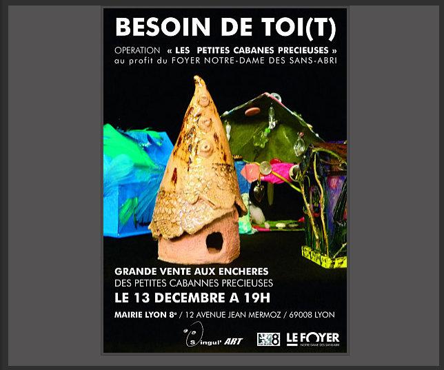 Vente aux enchères Lyon 8ème