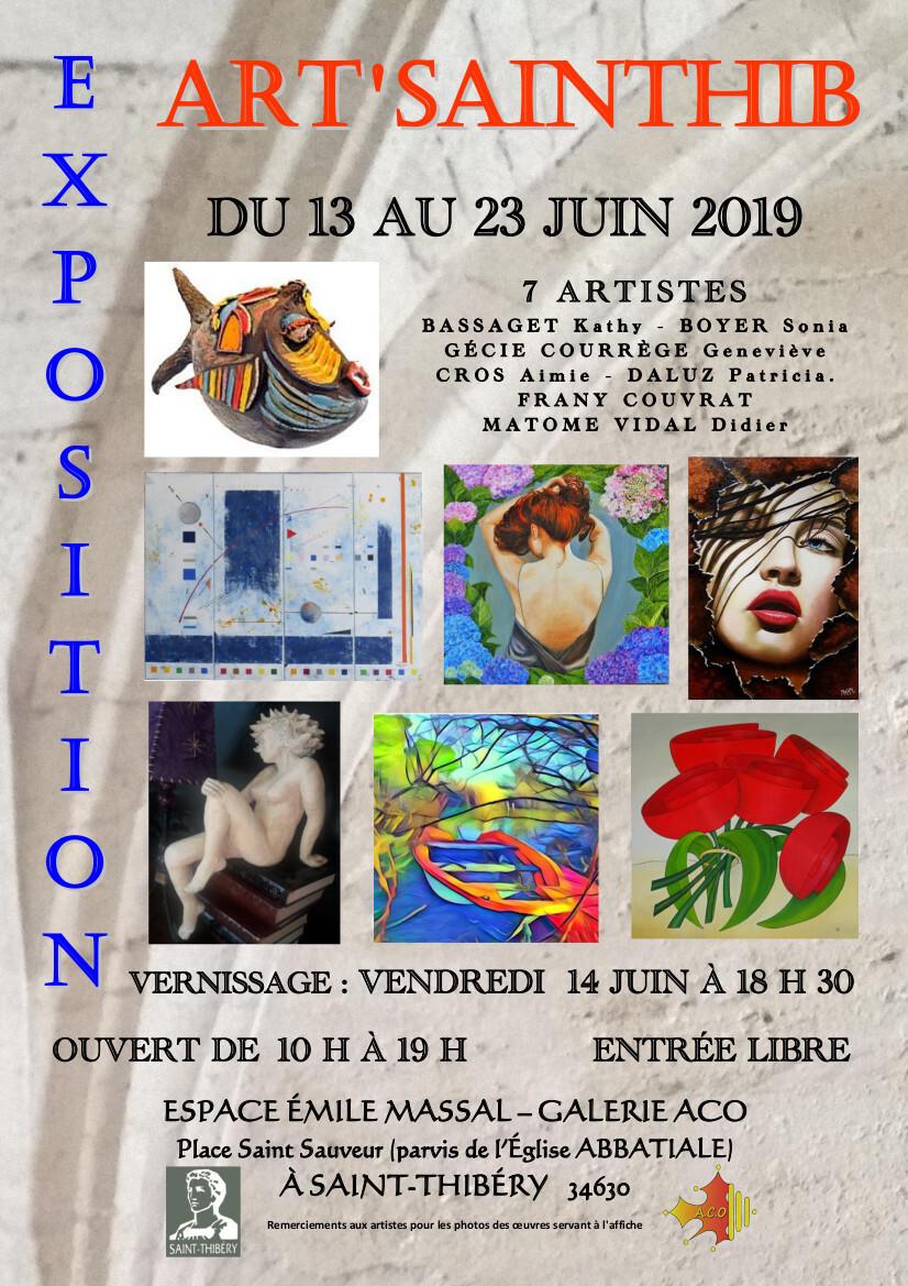 Expo » Art'SAINTHiB »