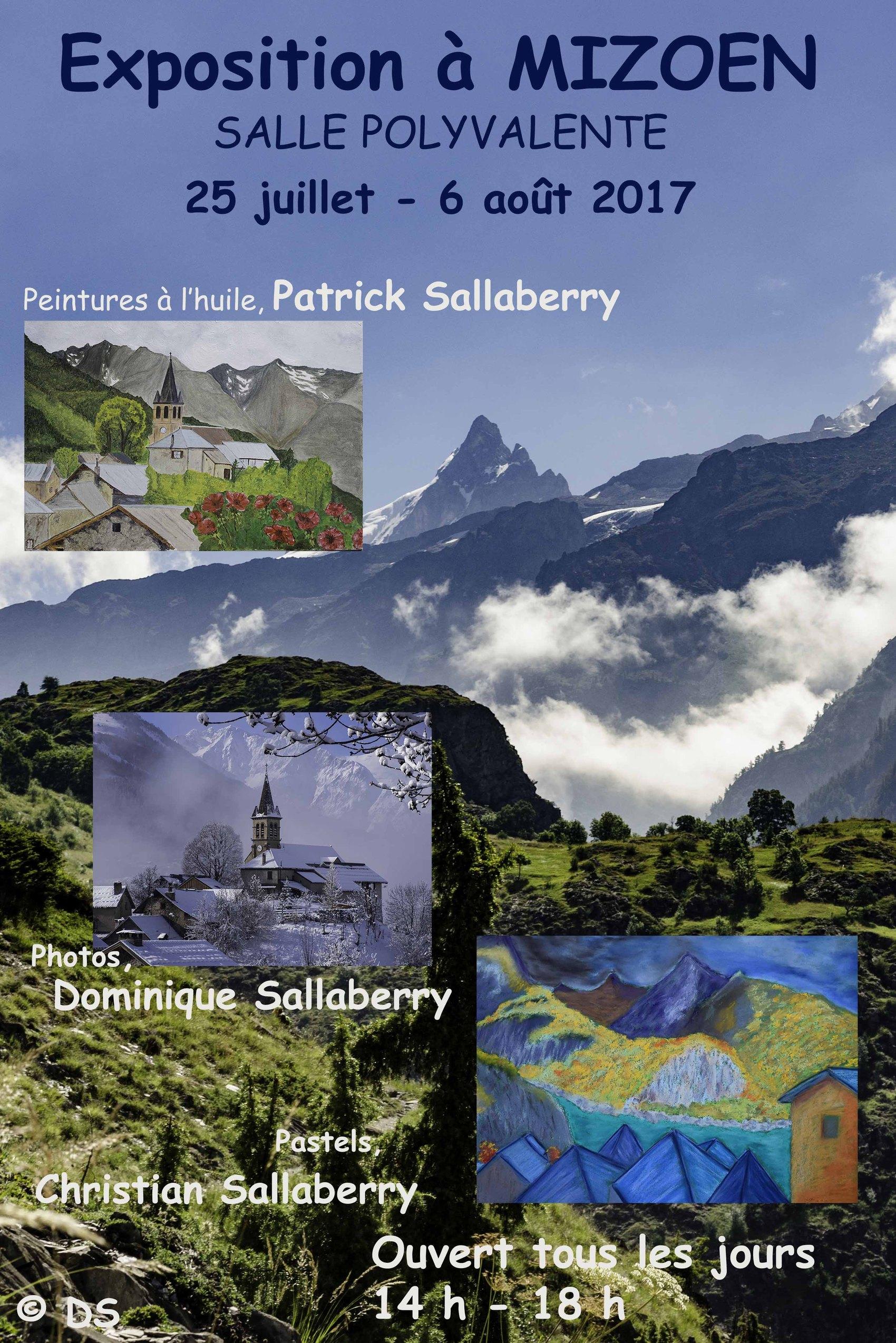 Peintures et photos Sallaberry