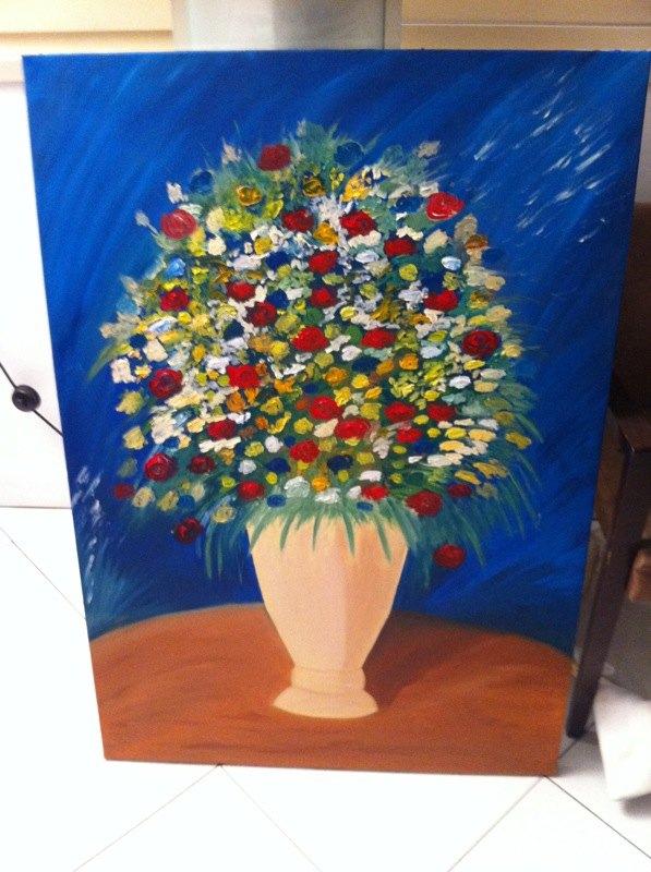 Le bouquet fleuri for Bouquet fleuri