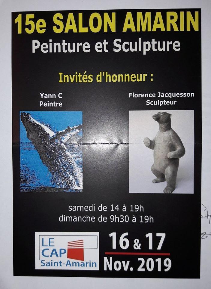 Exposition de St. AMARIN