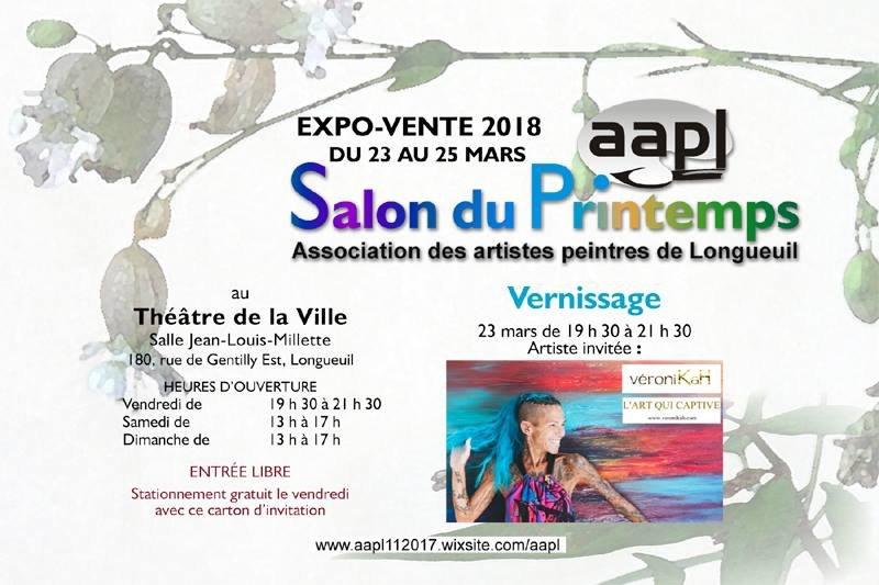 Salon du printemps - Longueuil
