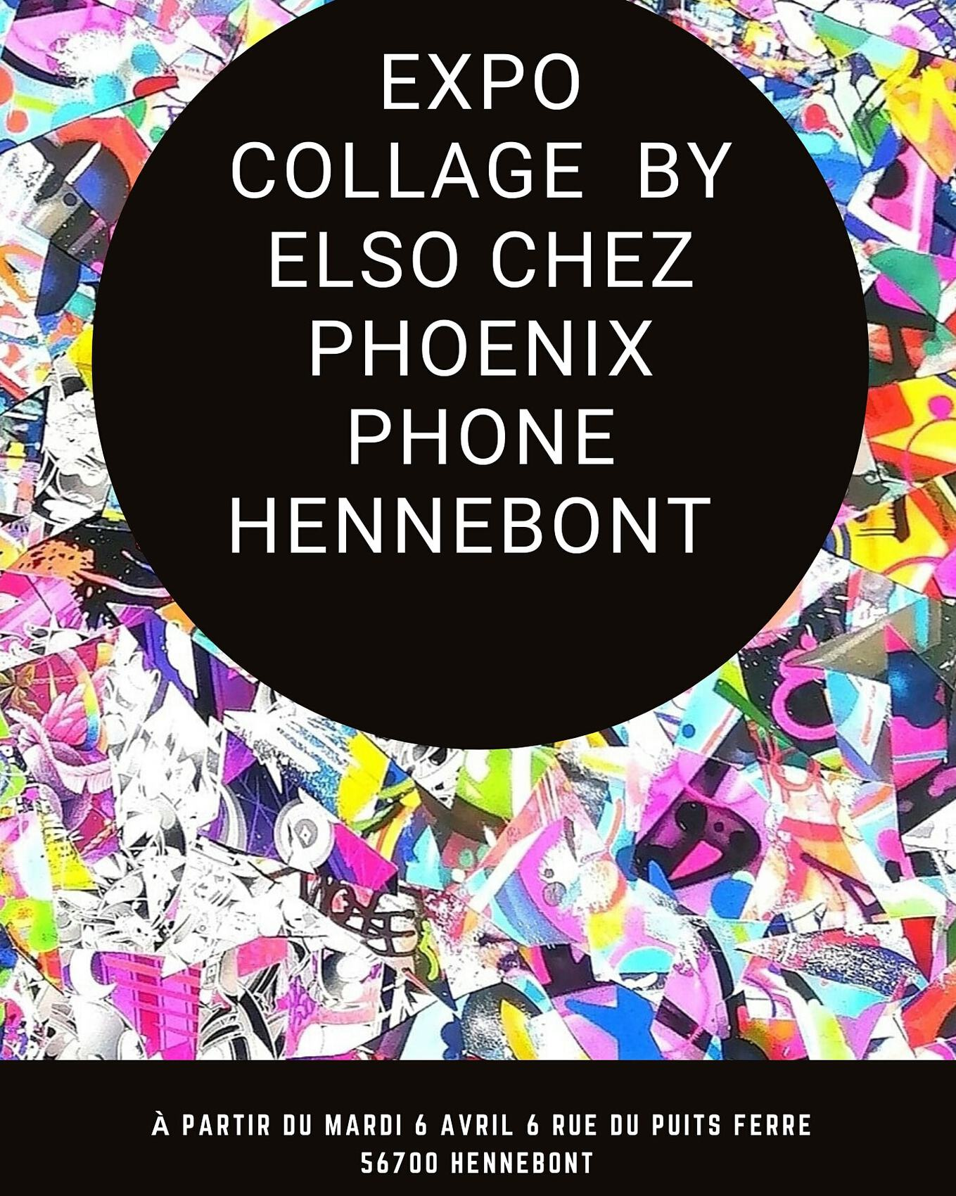Elso expo chez PHOENIX PHONE à Hennebont