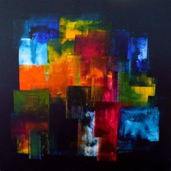 Peintures abstraites for Reproduction de tableaux modernes