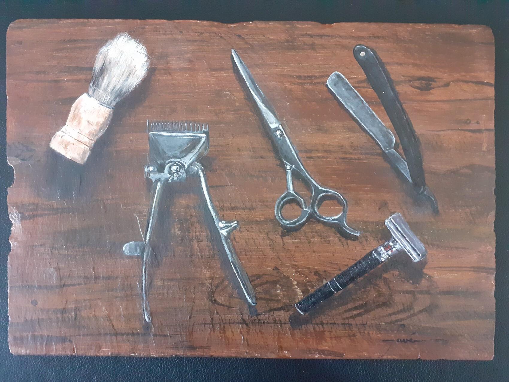 Barbier vintage