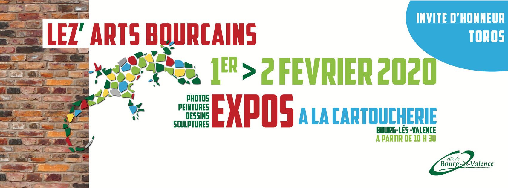 Lez' arts bourcains