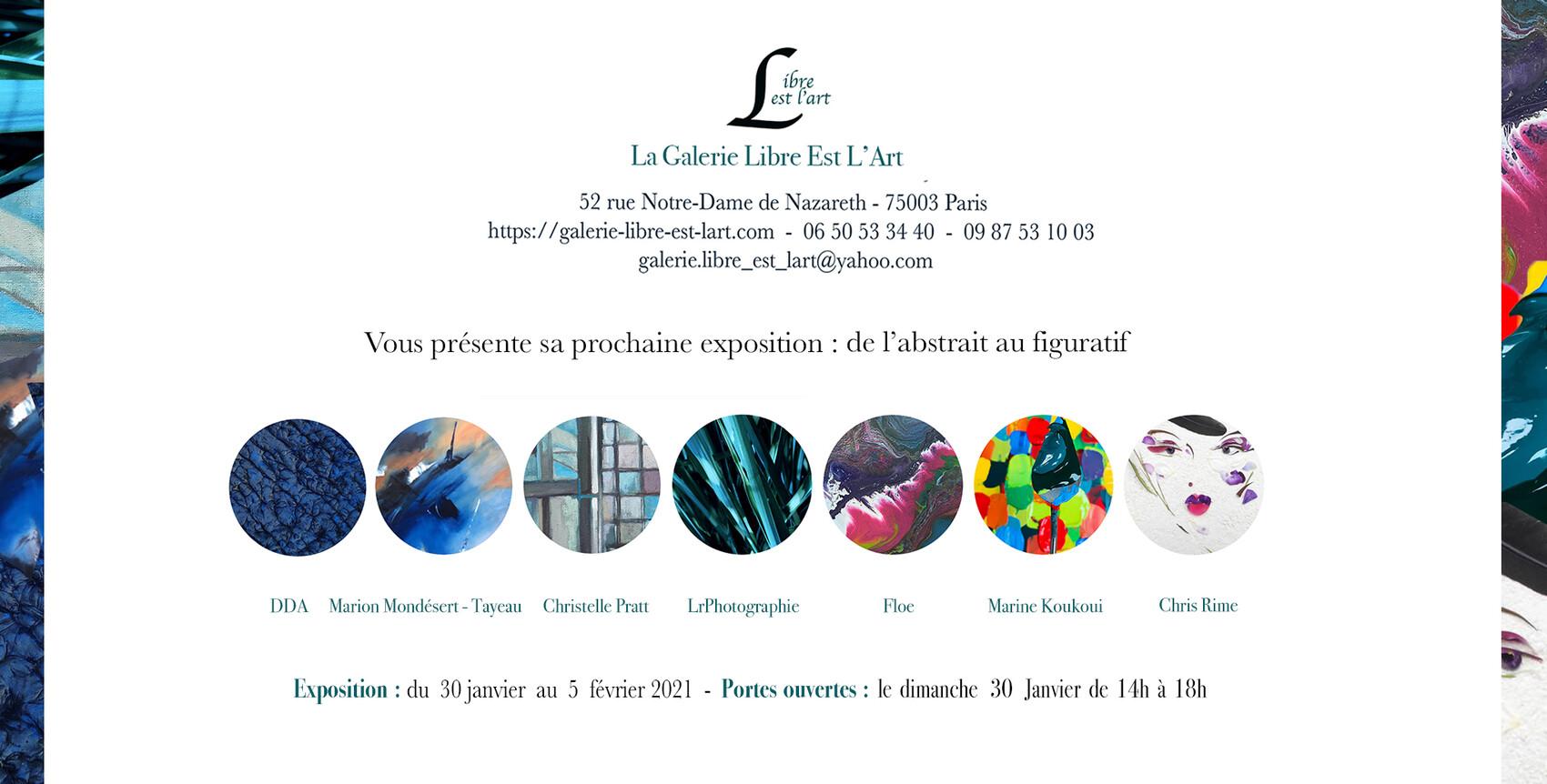 Galerie Libre Est de L'Art