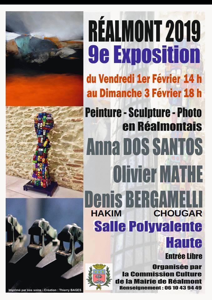 9 ème  EXPOSITIONS