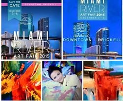 MIAMI ART FAIRE 2015