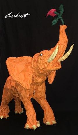Gakco et ses sculptures