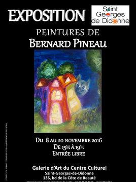 Exposition à Saint Georges de Didonne