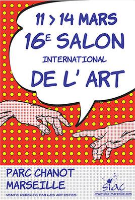 16ème Salon International de l'Art à Marseille (SIAC 2016)