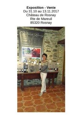 Au château de Rosnay