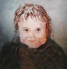Manon bébé
