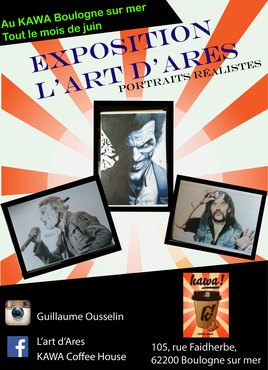 Expo l'art d'ares