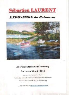 Exposition Illier Combray village de Marcel Proust