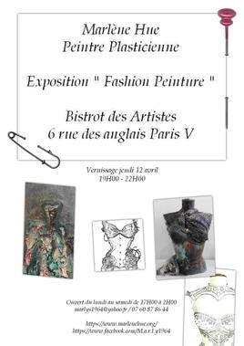 Fashion Peinture