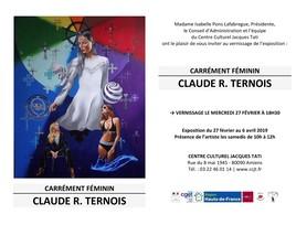 EXPOsition claude Ternois