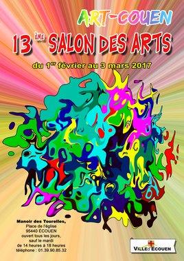 13 ème salon des arts d'Art-Couen
