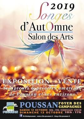 """Salon des Arts  """" Songes d'Automne """""""