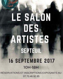 Le salon des artistes
