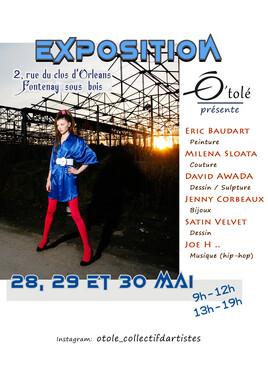 EXPOSITION - Atelier d'art