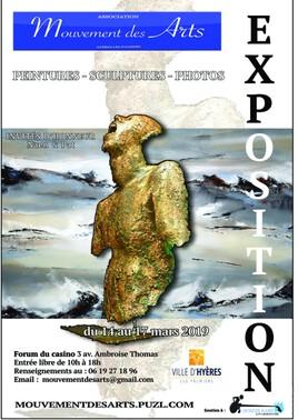 Exposition peintures ,sculptures,photos