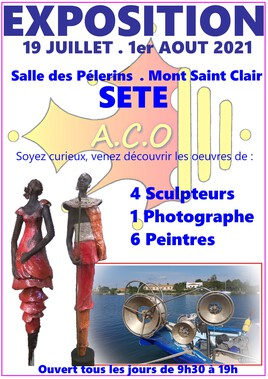 Expo : Mont st Clair
