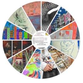 Vernissage du 2 Challenge Artistique de La Galerie des Arts Plastiques