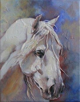 """Sophie Dumas au Salon du cheval camargue """"CAMAGRI"""""""