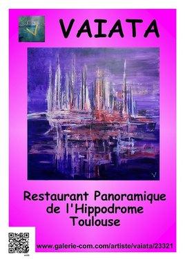 Vaiata au Restaurant Panoramique de l'Hippodrome de Toulouse La Cépière