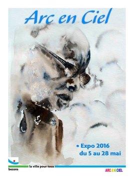 """EXPO ' ART """"ARC EN CIEL"""""""