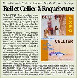 CELLIER & BELI