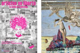 artistes en liberté, le Salon de Printemps