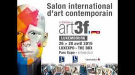 Expo d'artistes de la Province de Luxembourg
