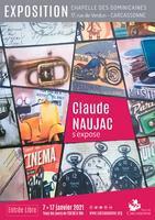 claude naujac s'expose