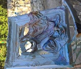 Quand un talbeau devient une sculpture