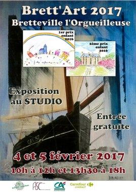 BRETT'ART 2017