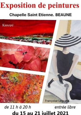 L'atelier de Kanopé expose