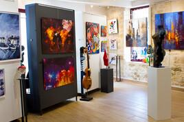 Galerie d'Art contemporain NS