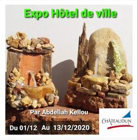 Exposition des créations miniatures