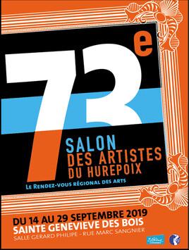 73ème Salon des Artistes du Hurepoix