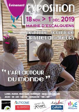 Exposition artistes amateurs