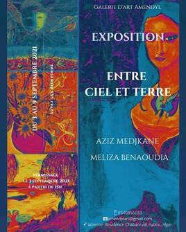 """""""Entre Ciel et Terre"""" 2021"""