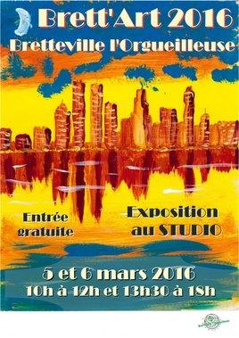 EXPOSITION BRETT'ART 2016