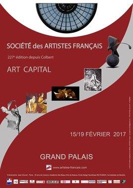 salon Artistes français - Art en capital