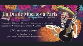 Un día de muertos à Paris