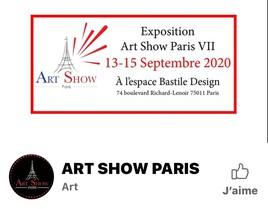 Exposition Art Show Paris VI